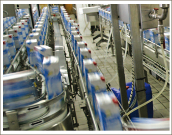 Parker Solutions for the Beverage Industry