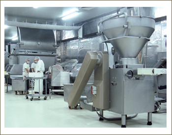 Parker Solutions for the Baking Industry