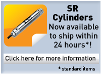 SR Cylinders now ship within 24 hours!